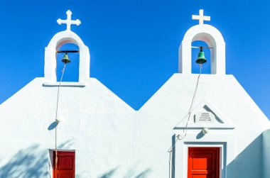 The places of Mykonos