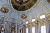 The royal palace of Caserta