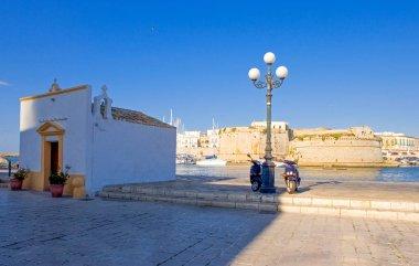 Gallipoli, an ancient city on the sea