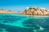 Fotografia Laffascinante natura e lusso del nord est Sardegna