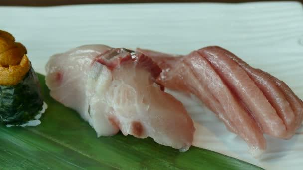 Fresh Sushi - japanese food style