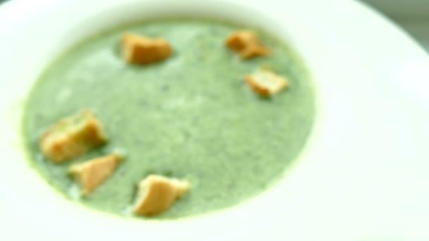 cremige gemüsesuppe