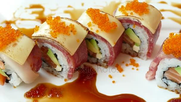 Sushi fresco - cucina giapponese