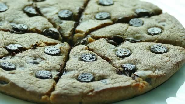 Schokoladenbrownie-Kuchen