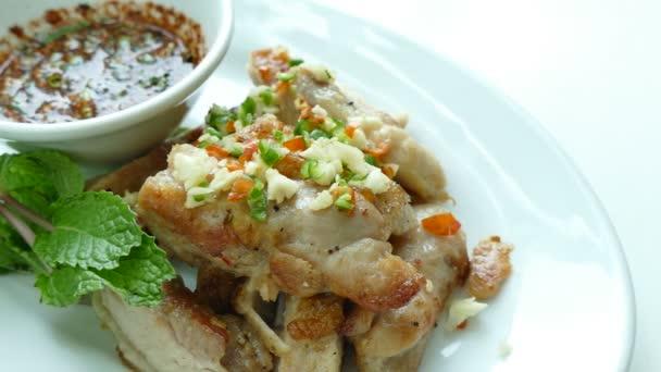 Grilled Chicken spicy