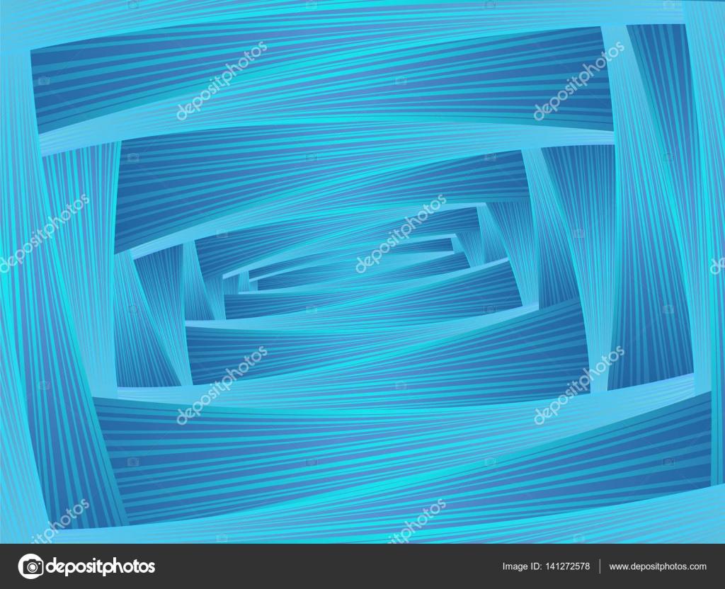 背景渦線錯視トンネル 4 — スト...