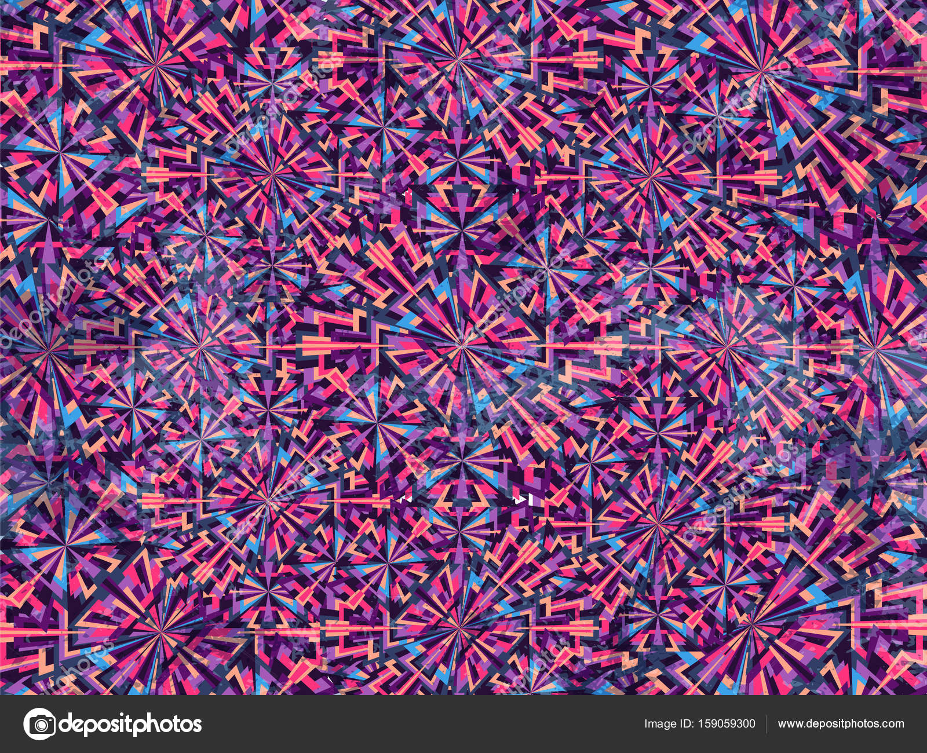 86defbb3c7fe Αφηρημένη tribal φόντο. Γεωμετρική έθνικ Αζτέκων στυλ. Χρώματα Graffiti.  Μοντέρνα διάνυσμα μπορεί να χρησιμοποιηθεί για web design