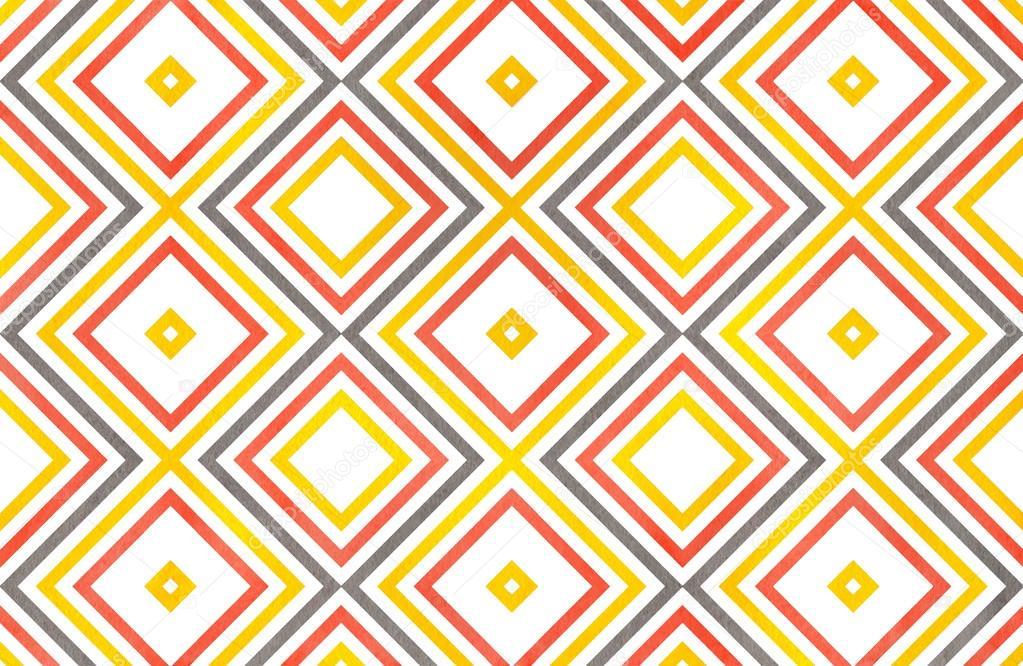 Sulu Boya Geometrik Desen Stok Foto 4 Sukrnet 128546394