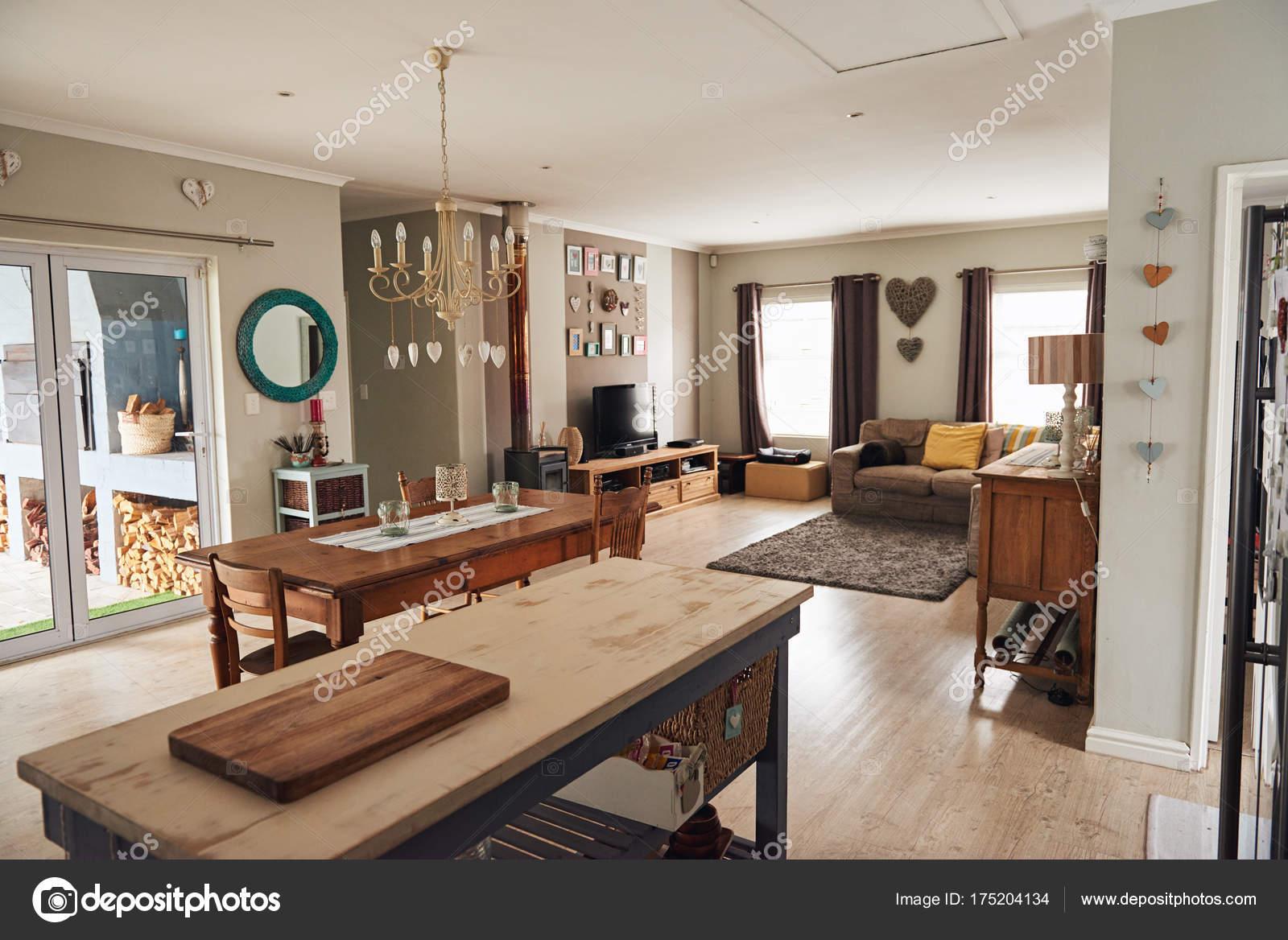 Fotos sala y comedor juntos casa residencial for Cocina sala comedor juntos