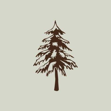 tree icon sign
