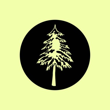 tree icon illustration