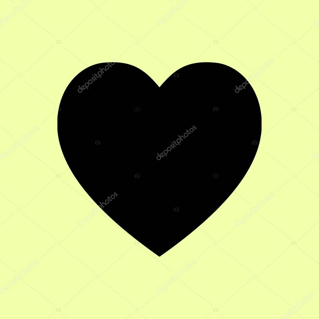 heart icon  sign