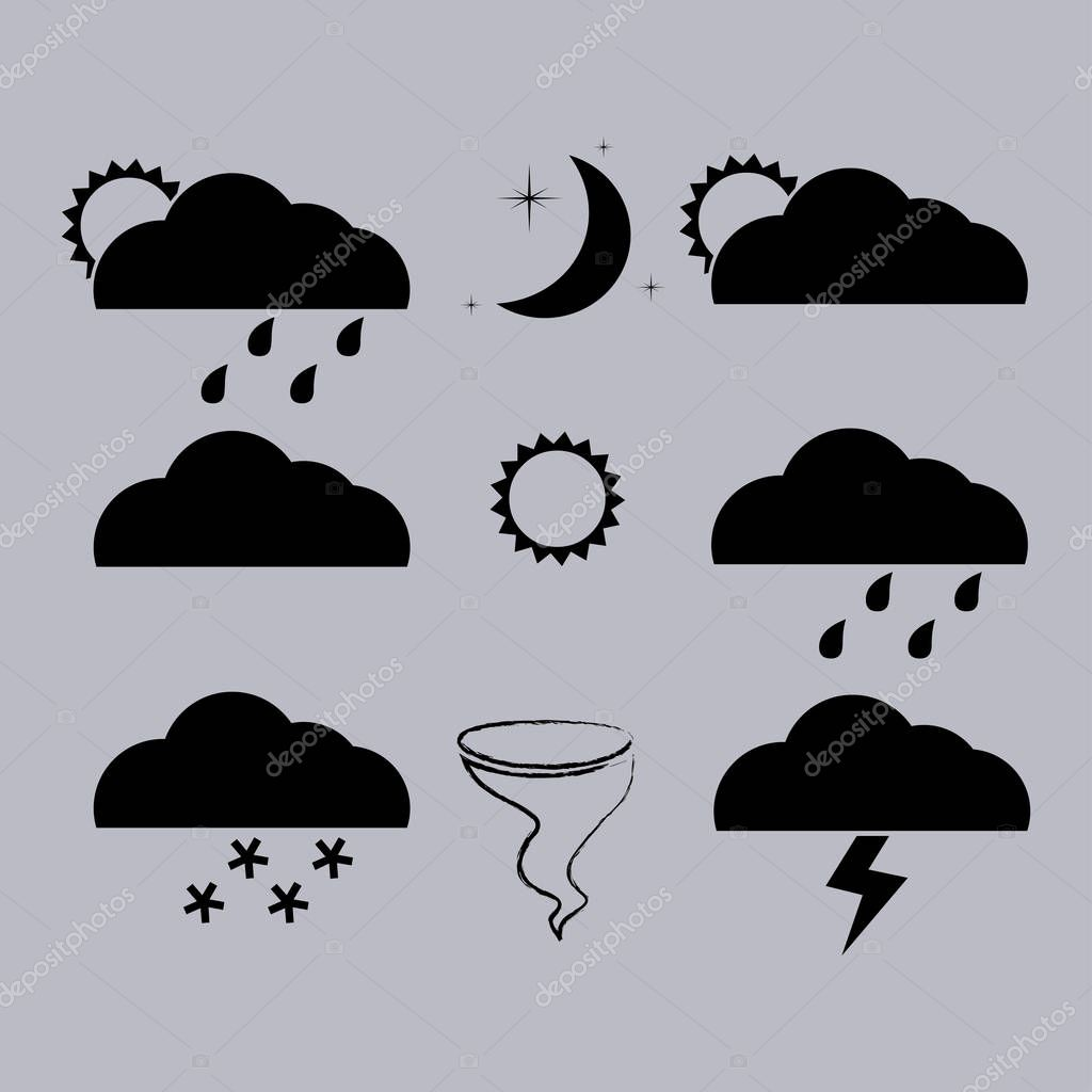 Weather Web Icons