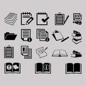 Document set  icons