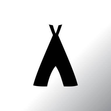 Hovel flat icon