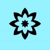 Virág-web ikon