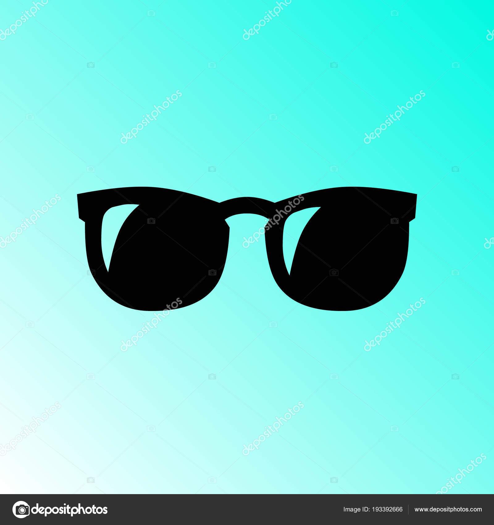 Vector Glasses Icon Symbol Stock Vector Risovalka2015ail