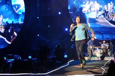 Coldplay - Chris Martin