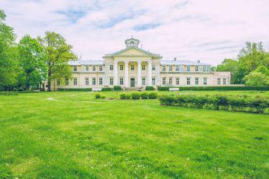 Manor at Krimulda, Latvia.