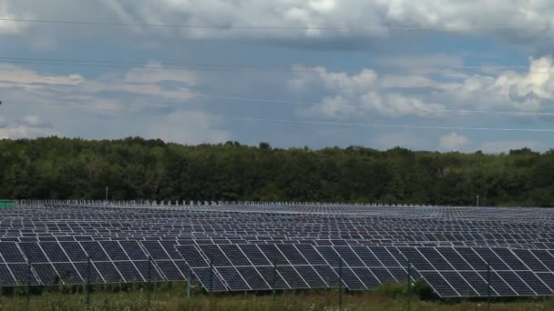 Alternative energy sources. Solar power stations