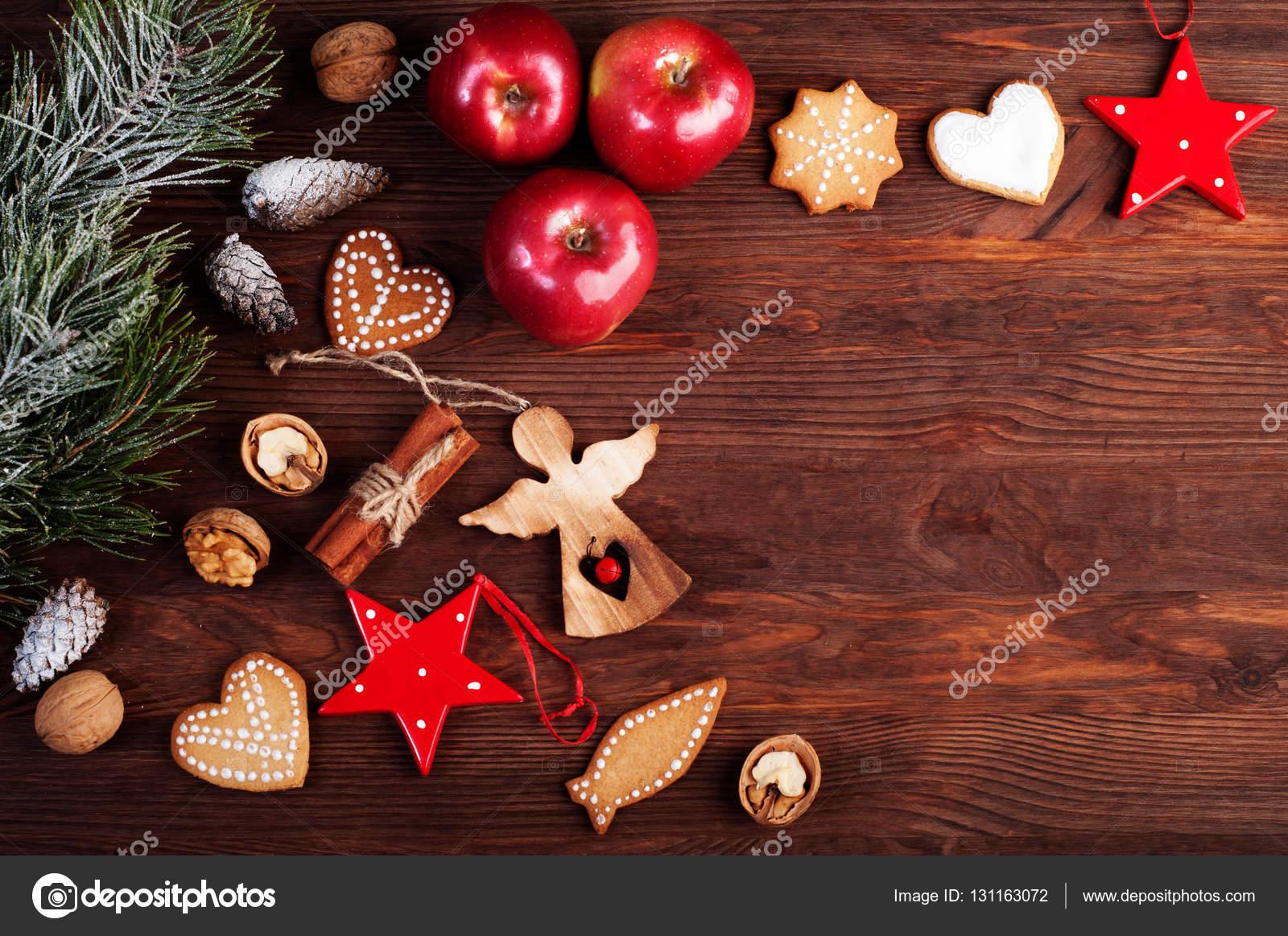 Noël Et Nouvel An Fond Décran Background Pins Enneigés