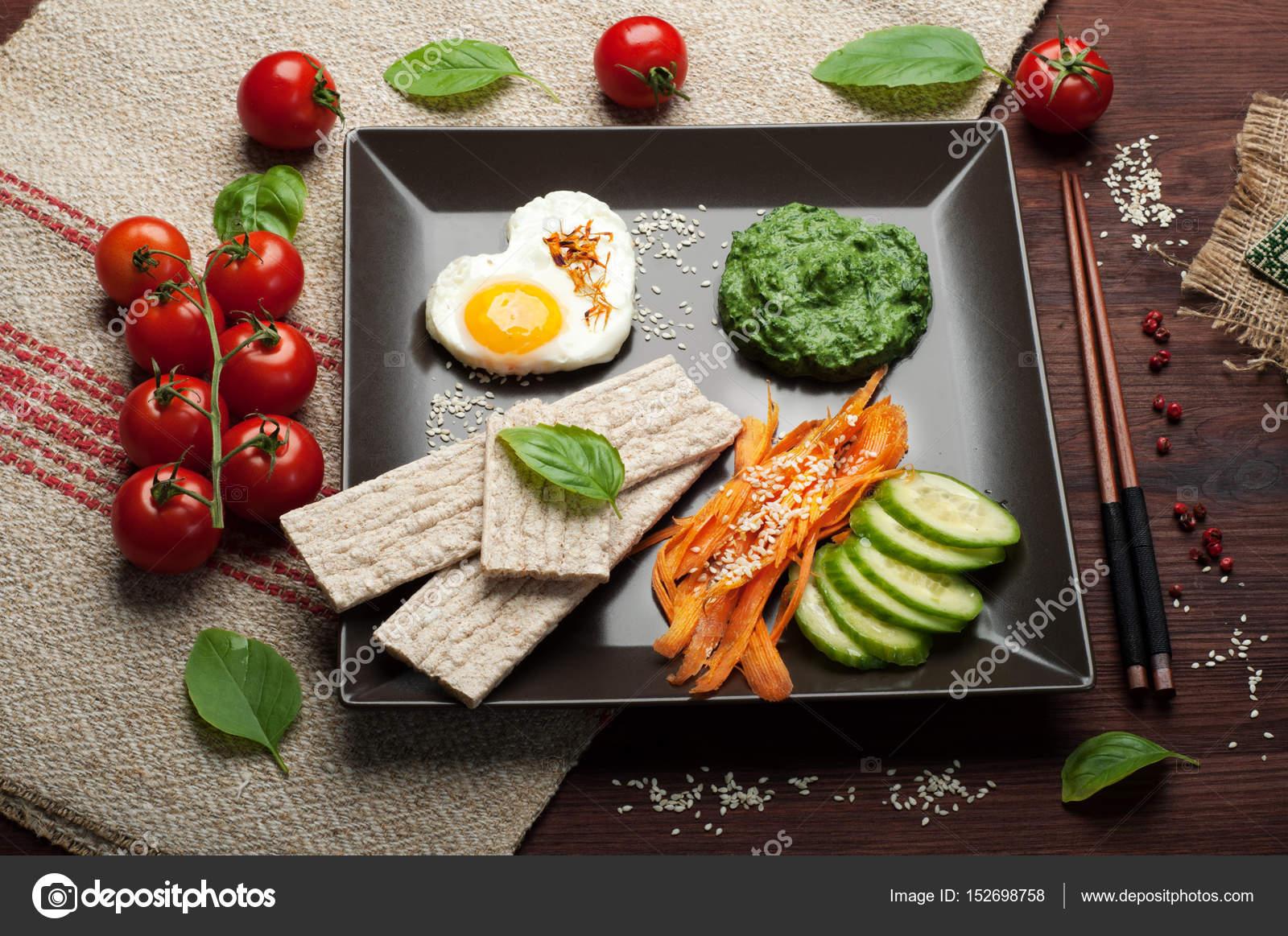 Pure de espinacas dieta