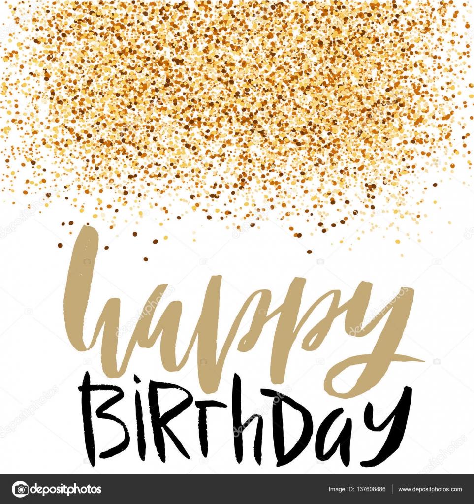 Zadowolony Urodziny Napis Zaproszenie I życzeniami Wydruki