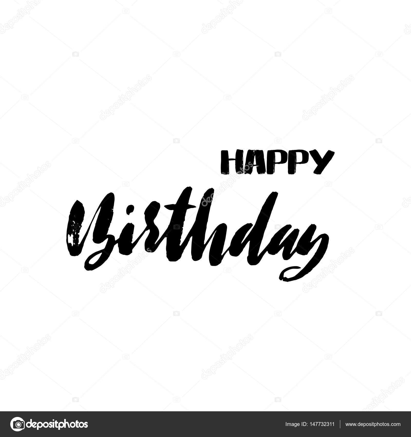 Lettere Di Buon Compleanno Per Invito Cartolina D Auguri Stampe E