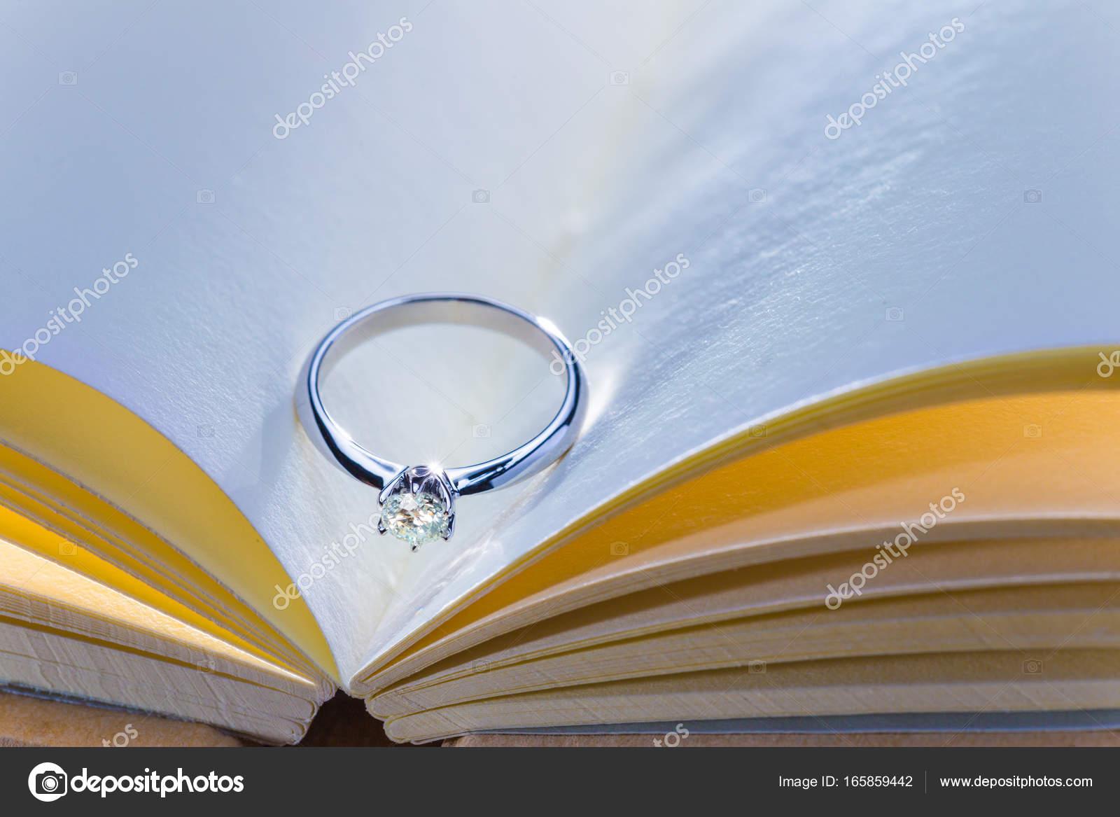 Contemporáneo Libro De Anillo De Color Imagen - Enmarcado Para ...