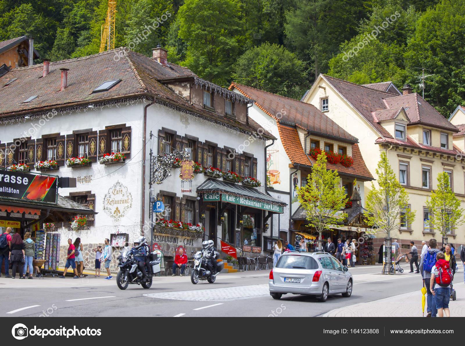 Triberg Im Schwarzwald