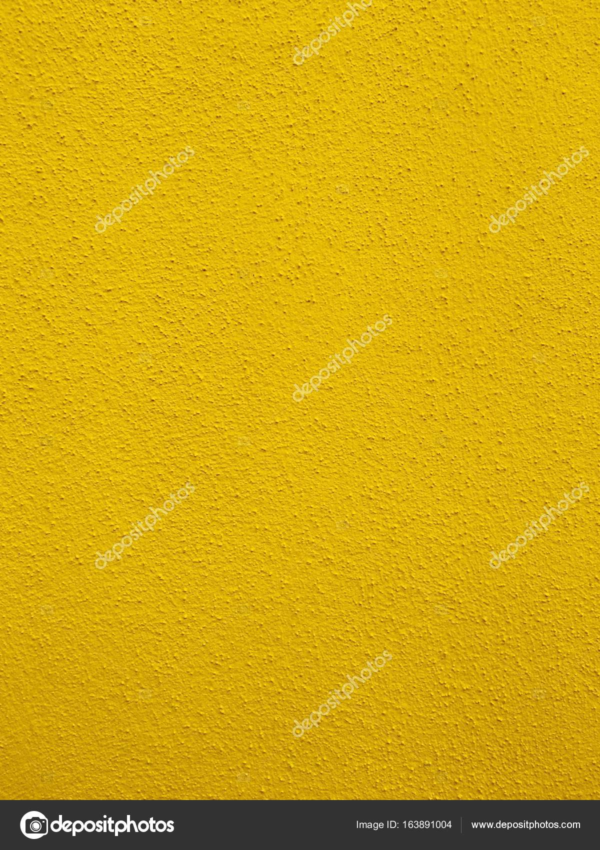 Concrete wall in bright yellow color — Stock Photo © riechratte ...