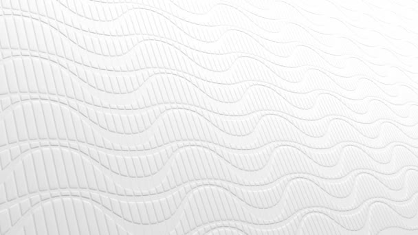 abstraktní pozadí bílé vlnovky