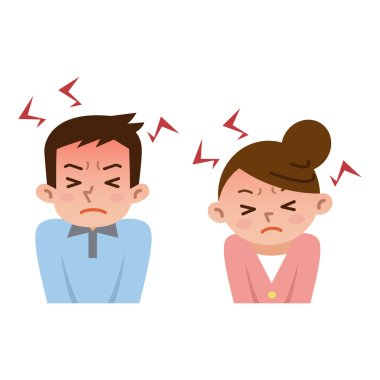 Men and women to be frustrated by stress