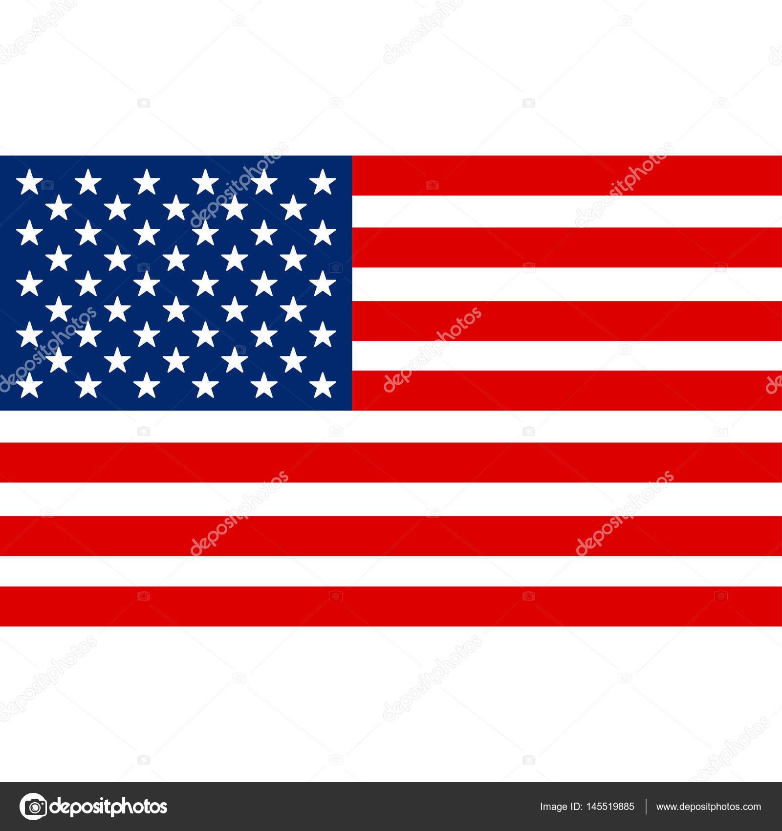 American flag image. American flag drawing JPG. American flag ...