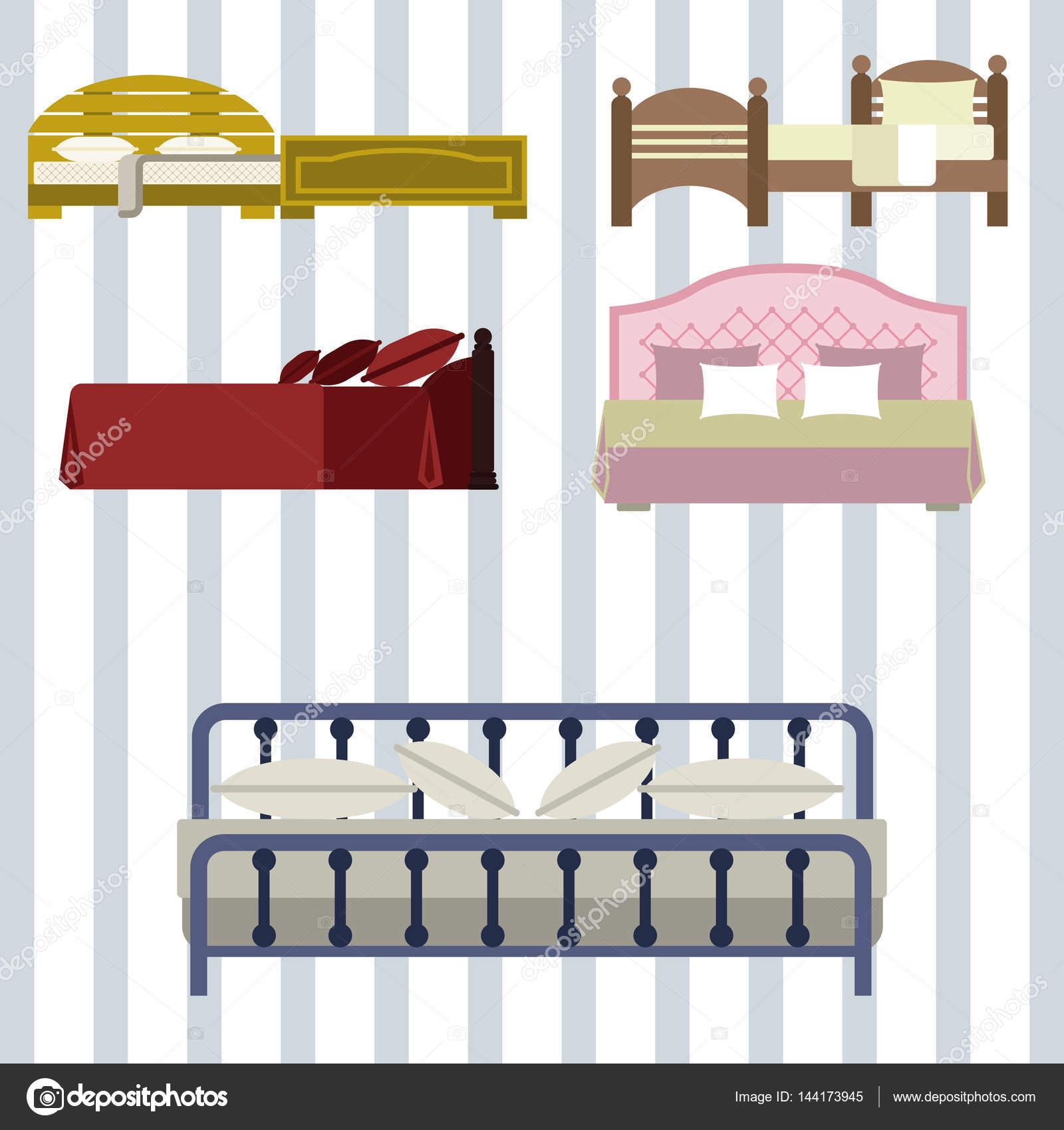 Exclusive Sleeping Furniture Design Bedroom With Aerial