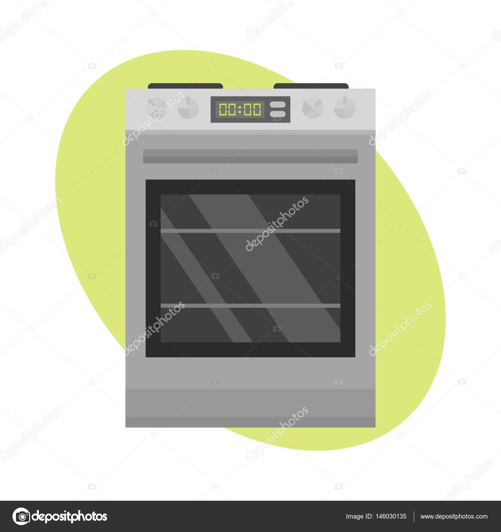 A O Inoxid Vel Fog O Com Forno Industrial Cozinha Met Lico A O