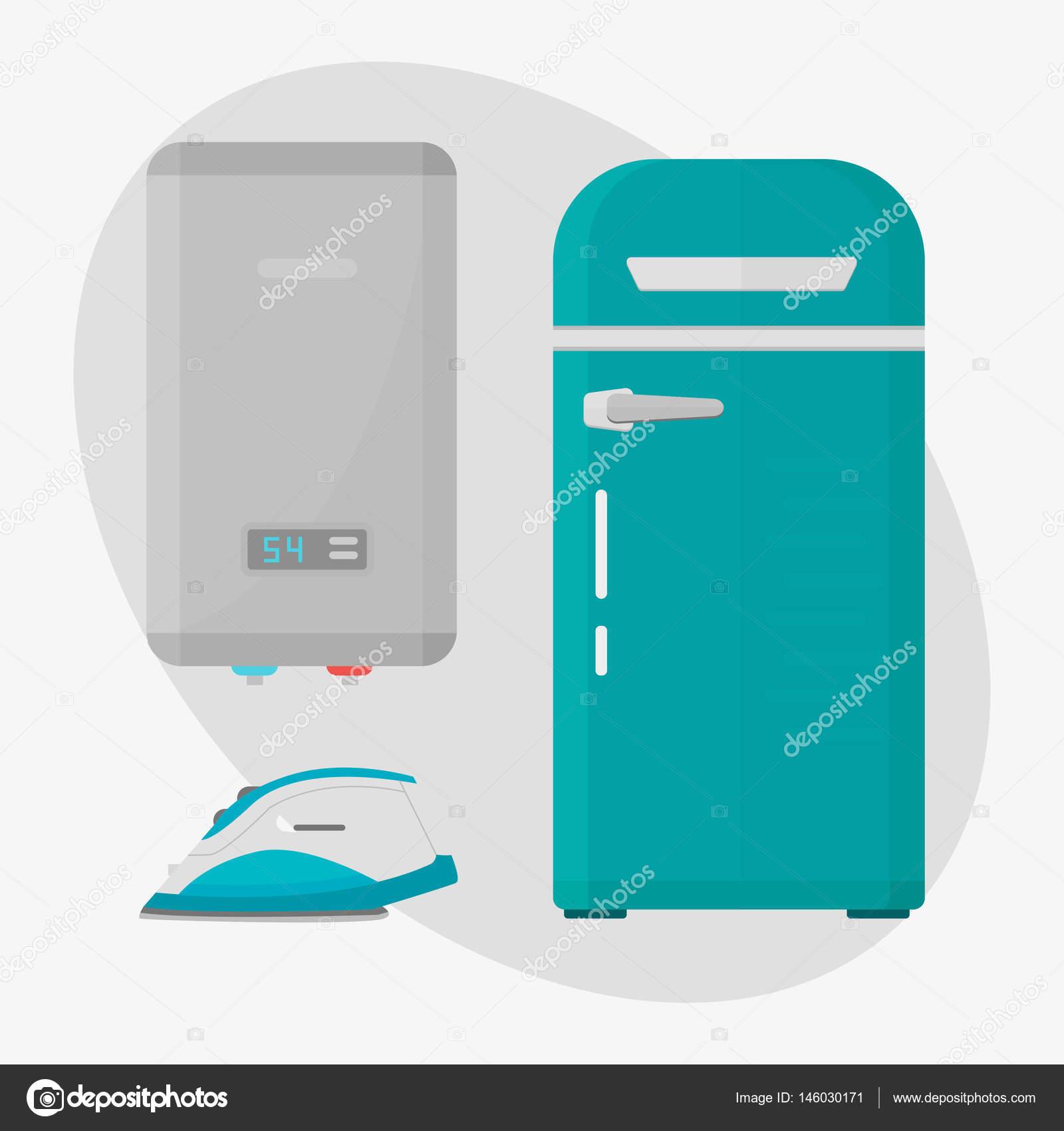 Refrigerador De A O Inoxid Vel Com Moda Caldeira Industrial Ferro