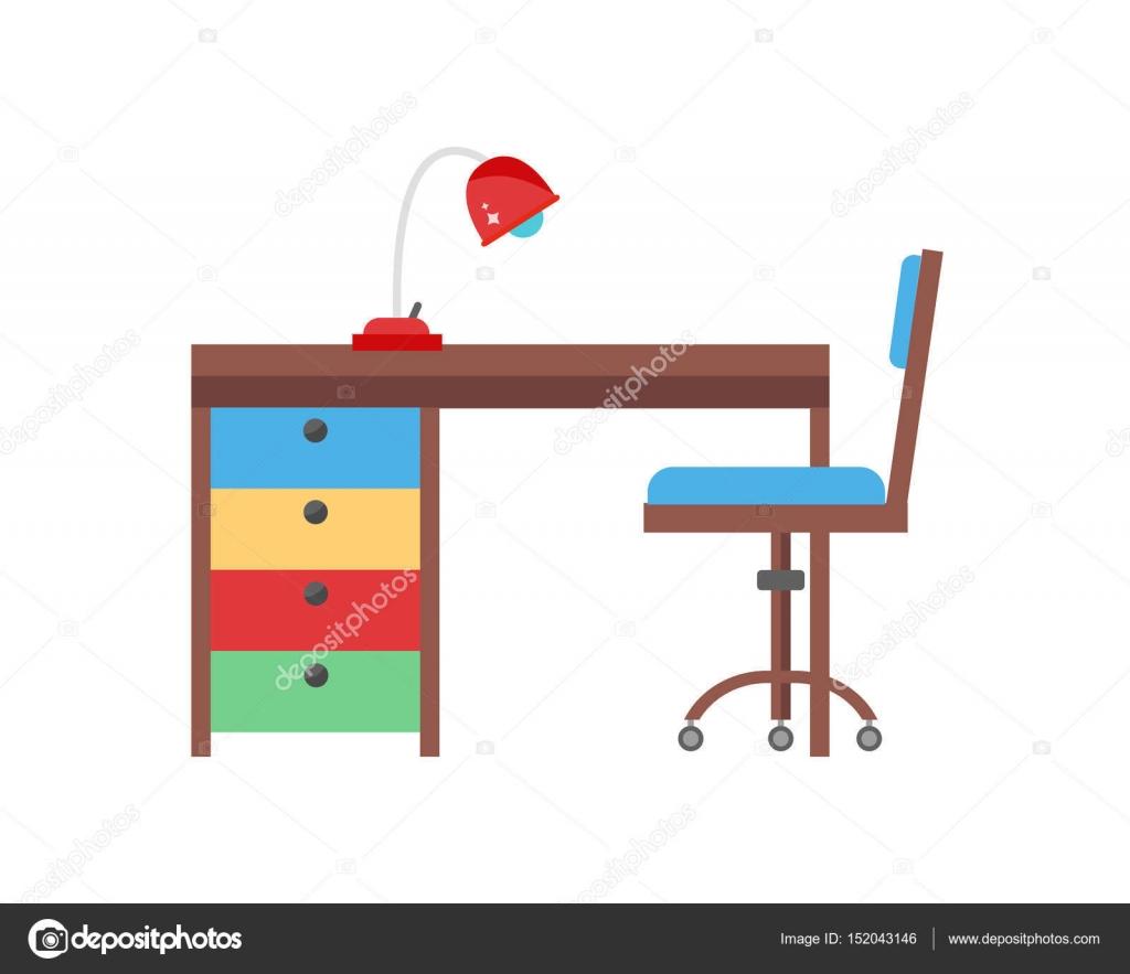 Lugar de trabajo acogedor bebé habitación decoración niños ...