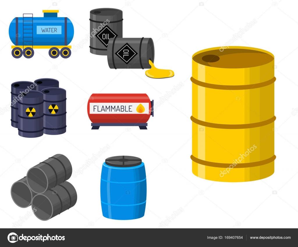 Oil Drum Storage Container Listitdallas
