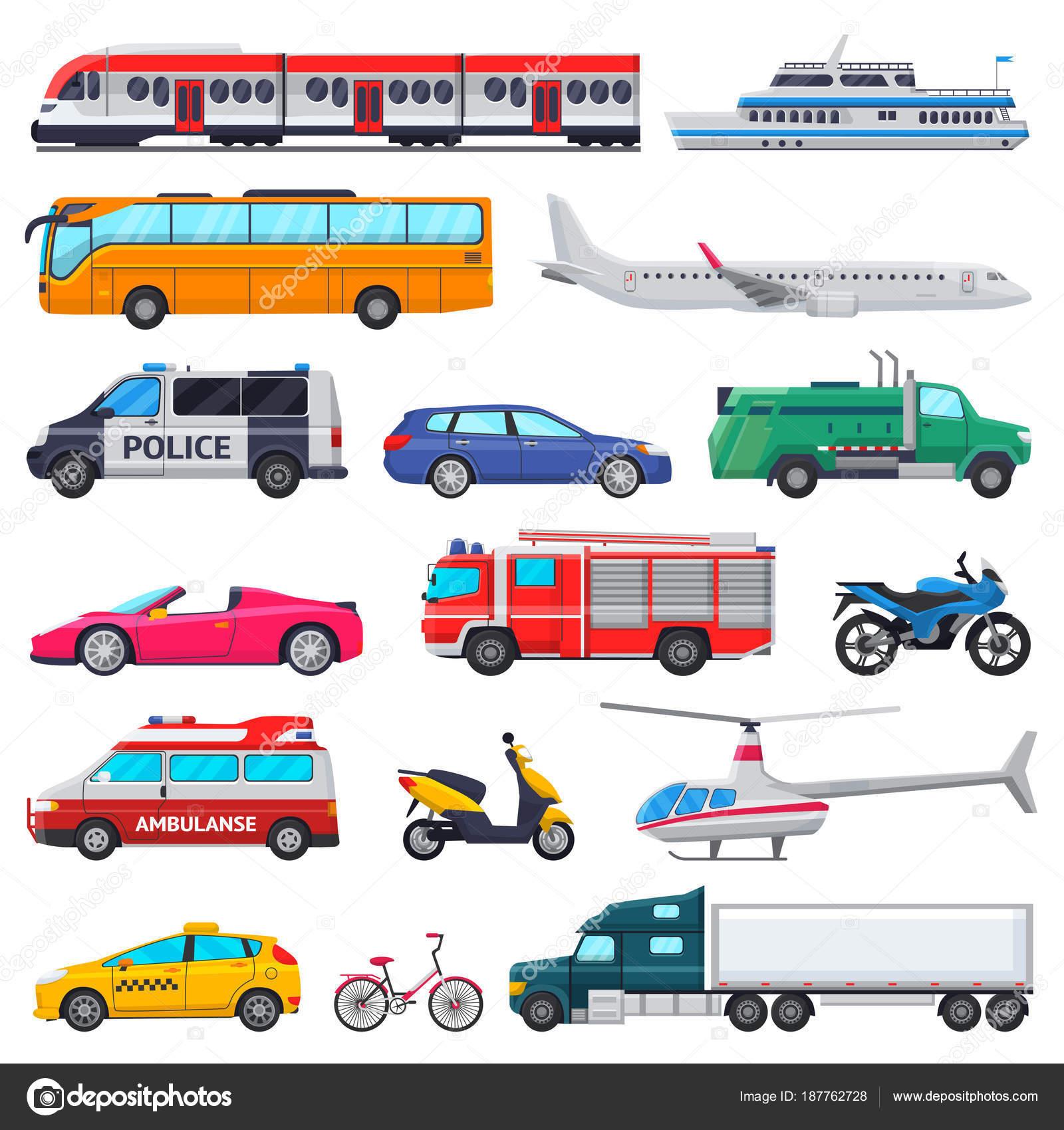 avion de transport vecteur public v hicule transportables ou train et voiture ou un v lo pour le. Black Bedroom Furniture Sets. Home Design Ideas