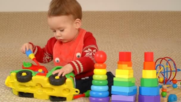 Dětské hrací hračky truck