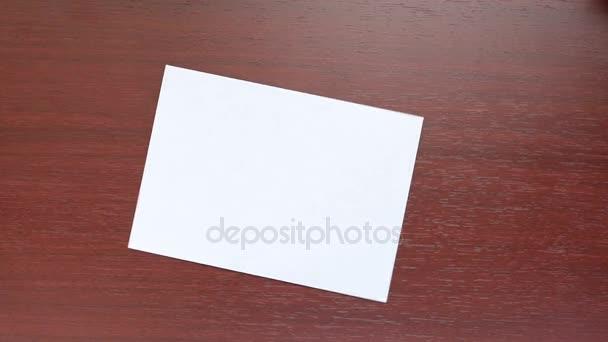 viszont a fehér boríték