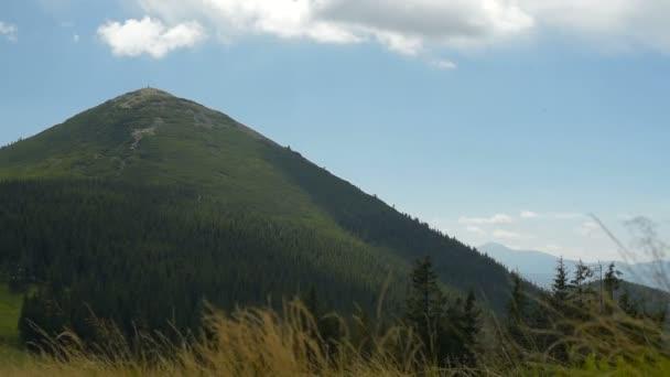 Carpazi, Monte Khomyak