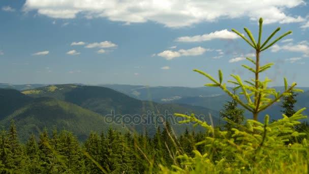 Krajinných scenérií hor