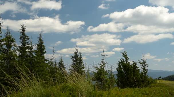 hory a mraky