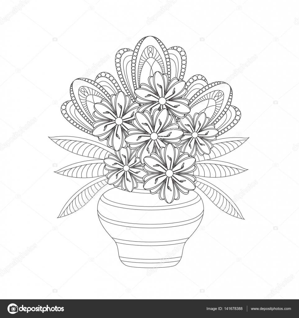 (Popüler Koleksiyonlar) Bo çiçek Resmi Boyama