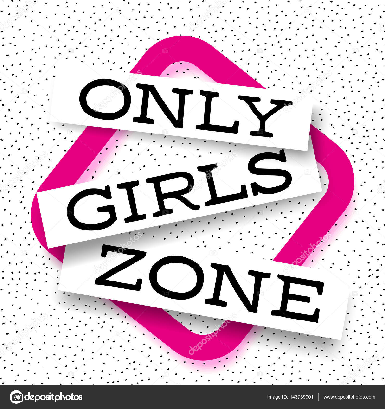 only girls abstract pitahaya background vector promo banner stock