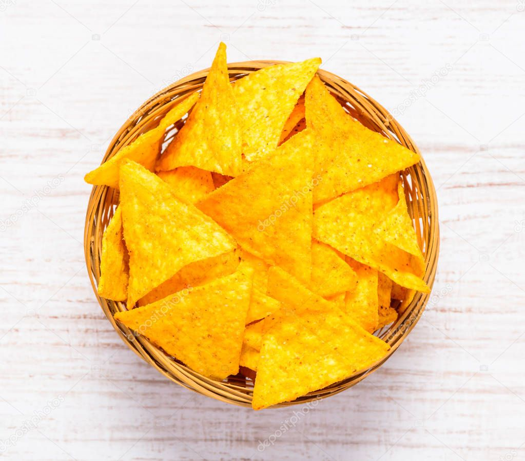 Tortilla Corn Chips