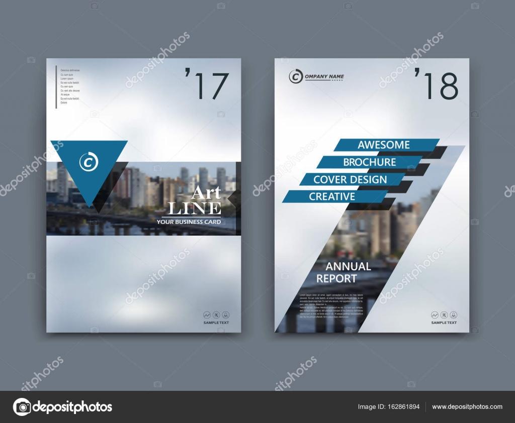 Abstrakte A4 Broschüre Cover Design Vorlagen Für Banner