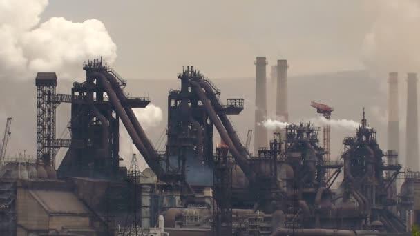Znečištění ovzduší metalurgie výrobní prostředí